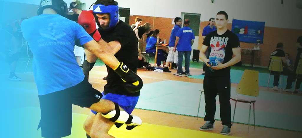 Kickboxing Cremona